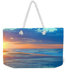 Weekender Tote Bag featuring the photograph Serenity by  Newwwman