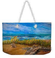 Serenity On A Florida Beach Weekender Tote Bag