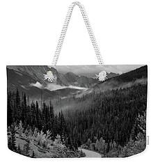 Serenity Road Weekender Tote Bag