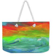 Serenity Sunrise  Weekender Tote Bag