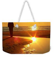 Serenity Weekender Tote Bag by Trish Tritz