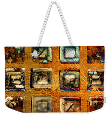 Serial Variation Weekender Tote Bag