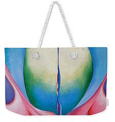 Series 1 No 8    Weekender Tote Bag