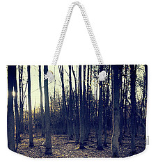Series Silent Woods 1 Weekender Tote Bag
