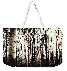 Series Silent Woods 3 Weekender Tote Bag