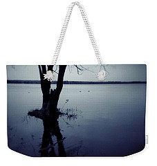 Series Wood And Water 2 Weekender Tote Bag