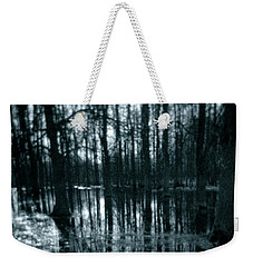Series Wood And Water 7 Weekender Tote Bag