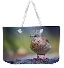 Seriously Cute Weekender Tote Bag