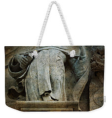 Sermon In Stone Weekender Tote Bag
