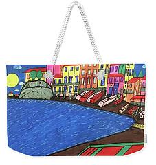 Sestri Levante Italy Weekender Tote Bag