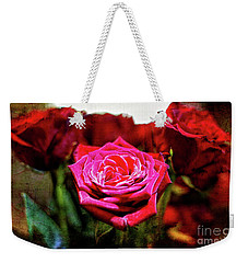 Weekender Tote Bag featuring the photograph Set Apart by Lincoln Rogers