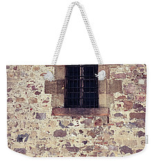 Weekender Tote Bag featuring the photograph Set In Stone by Colleen Kammerer