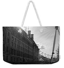 Set Of Wheels Weekender Tote Bag