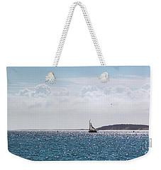 Setting Sail Weekender Tote Bag by Michelle Wiarda