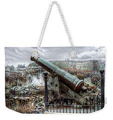 Sevastopol Cannon 1855 Weekender Tote Bag by Pennie  McCracken