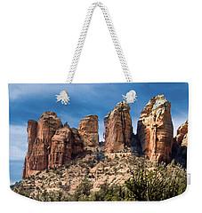Seven Sacred Pools Weekender Tote Bag