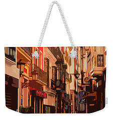 Seville, The Colorful Streets Of Spain - 02 Weekender Tote Bag