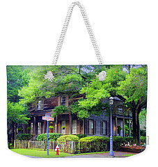 Seville Wooden House Weekender Tote Bag