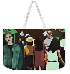 Sexual Indifference Weekender Tote Bag