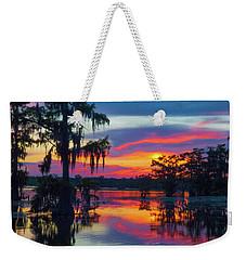 Swamp Sexy Weekender Tote Bag