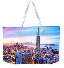 SFO Weekender Tote Bag