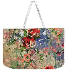Shabby Chic #2 Weekender Tote Bag