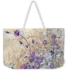 Shabby Eleven Weekender Tote Bag by Laura Lee Zanghetti