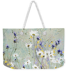 Shabby Ten Weekender Tote Bag