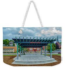 Shaboo Stage  Weekender Tote Bag