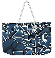 Shadderd Space Weekender Tote Bag