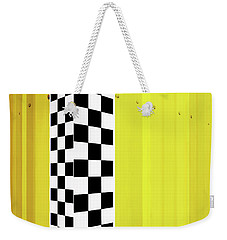 Weekender Tote Bag featuring the photograph Shade And Sunshine by Nikolyn McDonald