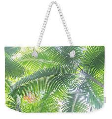 Shade Of Eden  Weekender Tote Bag
