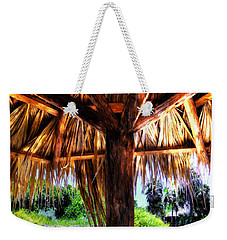 Shade On The Beach Weekender Tote Bag