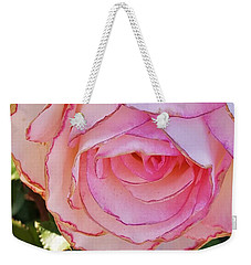 Shaded Rose Weekender Tote Bag