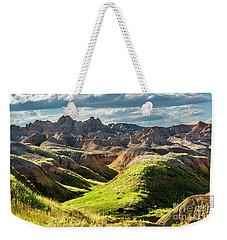 Shades Of Light Weekender Tote Bag