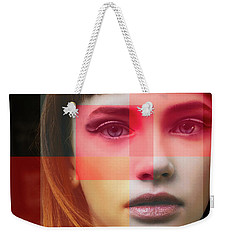 Shades Of My Soul Weekender Tote Bag