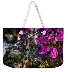 Shades Of Purple  Weekender Tote Bag