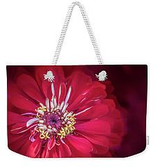 Shades Of Red Weekender Tote Bag