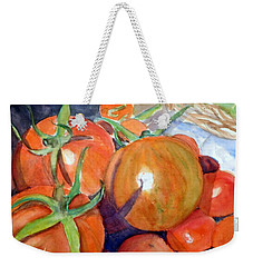 Shades Of Ripening Weekender Tote Bag
