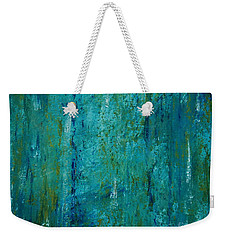 Shades Of The Sea Weekender Tote Bag