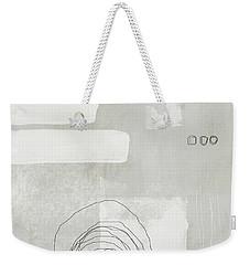 Shades Of White 2 - Art By Linda Woods Weekender Tote Bag