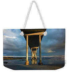 Shadow And Light Weekender Tote Bag
