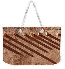 Shadow Beams Weekender Tote Bag