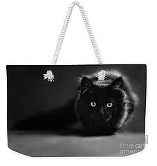 Shadow Cat 2 Weekender Tote Bag