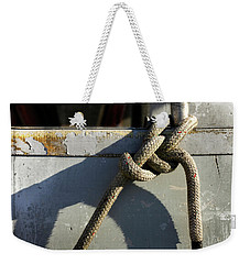 Shadow Knot - 365-348 Weekender Tote Bag