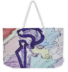 Shadow Kuf Weekender Tote Bag