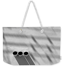 Shadow Notes 2006 1 0f 1 Weekender Tote Bag