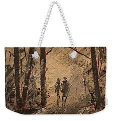 Shadow Of A Doubt Weekender Tote Bag