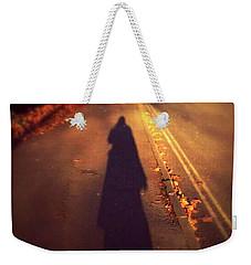 Shadow Weekender Tote Bag