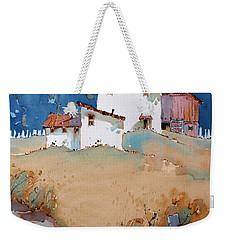 Shadow Play Weekender Tote Bag